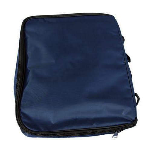 Navy Pin Bag