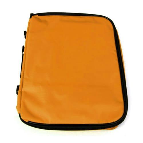 Orange Pin Bag