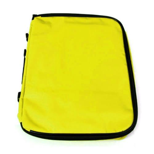 Yellow Pin Bag